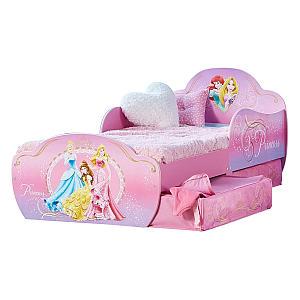 Disney Princess Kids Bed