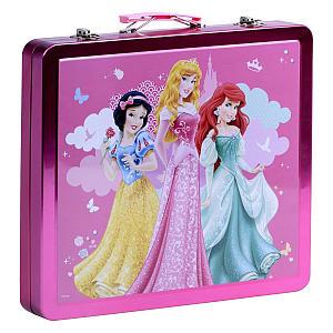 Disney Princess Sambro Tin Art Case