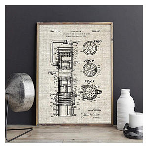 Distiller Device Poster