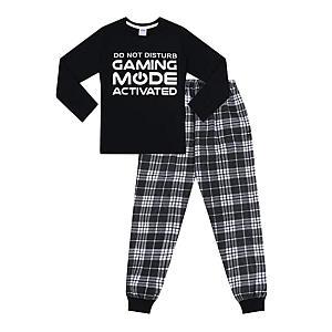 Do Not Disturb Gaming Mode Activated Pyjamas