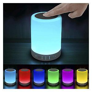 Elecstars Touch Sensor Bedside Lamp