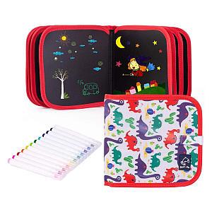 Erasable Portable Doodle Book