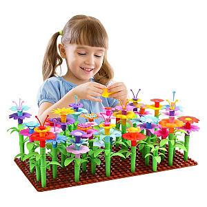 Flower Garden Building Set