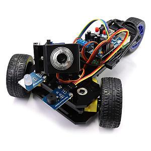 Freenove Three-Wheeled Smart Car Kit