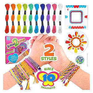 Friendship Bracelet Craft Kit