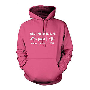 Funny All I Need in Life Hoodie