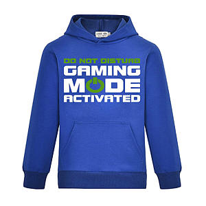 Gaming Mode Activated Hoodie