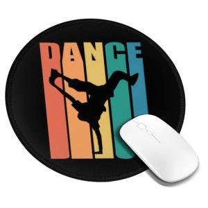 Break Dancing Mouse Pad