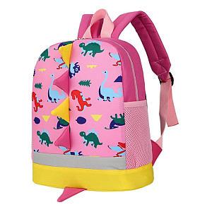 Girl's Dinosaur Backpack
