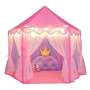 Girl's Princess Tent
