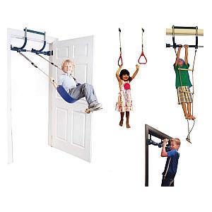 Gorilla Gym 4-piece Indoor Playground