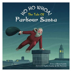 Ho Ho Whoa! The Tale of Parkour Santa