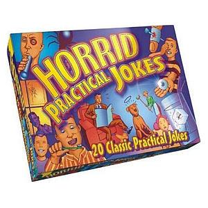 Horrid Practical Jokes Game