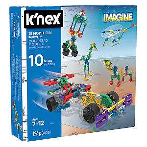 Imagine 10 Model Building Fun Set