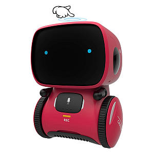 Intelligent Voice and Touch Robot Toy