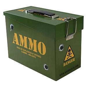 Kids Army Ammo Tin