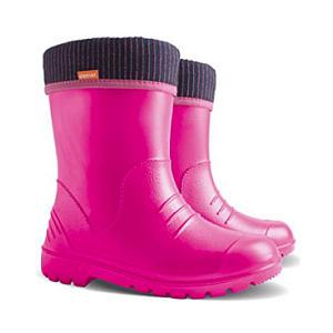 Kids Ultralight Warm Lined Rain Boots
