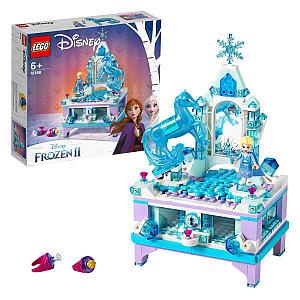 LEGO Disney Frozen II Elsa's Jewellery Box Creation