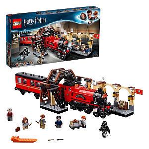 LEGO Harry Potter Hogwarts Express Train Toy