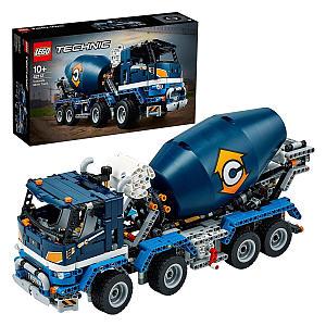 LEGO Technic Concrete Mixer Truck Toy