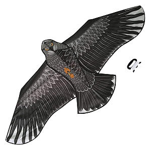 Large Eagle Bird Kite