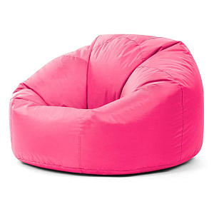 Large Pink Bean Bag
