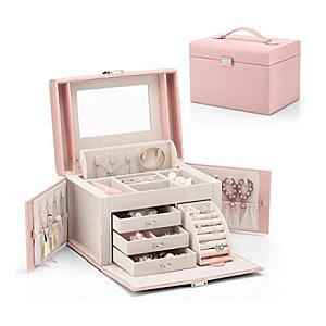 Lockable Jewellery Box