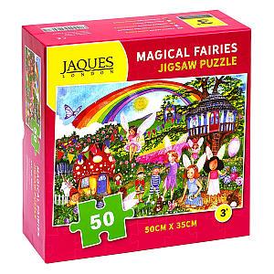 Magical Fairy Garden Puzzle