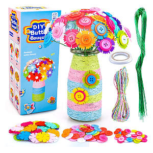 Make Your Own Flower Bouquet Kit
