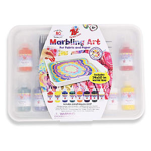 Marbling Art Paint Kit