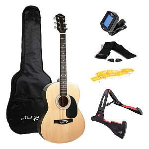 Martin Smith W-101-N-PK Acoustic Guitar