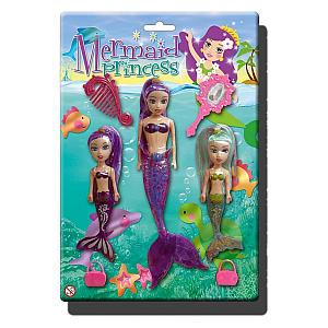 Mermaid Doll Bathtime Toy