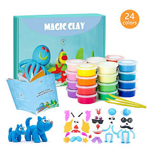 Modelling Colour Clay Kit
