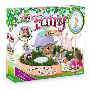My Fairy Garden Playset
