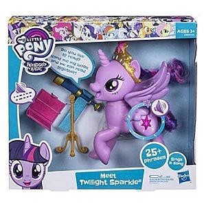 My Little Pony Talking Twilight Sparkle