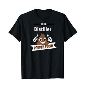 Novelty Distiller T Shirt