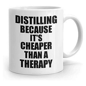 Novelty Distilling Mug