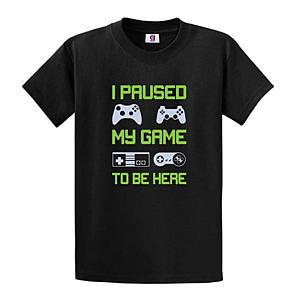 Novelty Gamer T Shirt