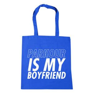 Novelty Parkour Shopping Bag