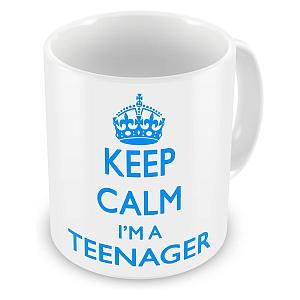 Novelty Teenager Mug
