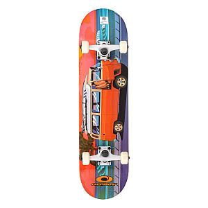 Osprey VW Double Trick Kick Skateboard