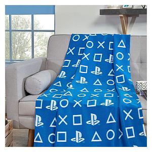 PS4 Bed Fleece Blanket
