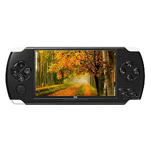 PSP Style Handheld Game Console