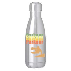 Parkour Free Running Thermal Water Bottle