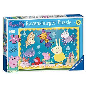 Peppa Pig Underwater Adventure Jigsaw