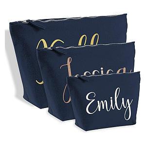Personalised Name Wash Bag