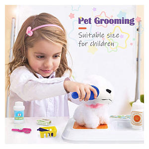 Pet Care Role Play Set