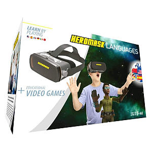 Play And Learn Languages VR Headsets