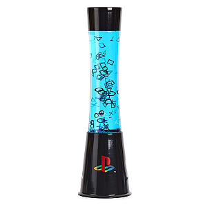 Playstation Lava Flow Icons Lamp