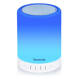 Portable Bluetooth Speaker Touch Lamp